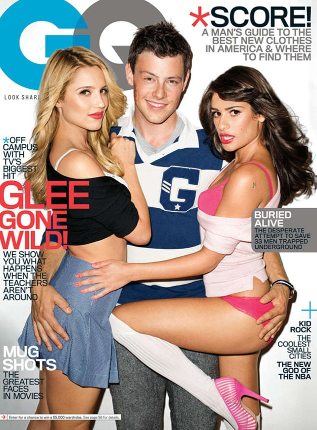 Glee, GQ Cover