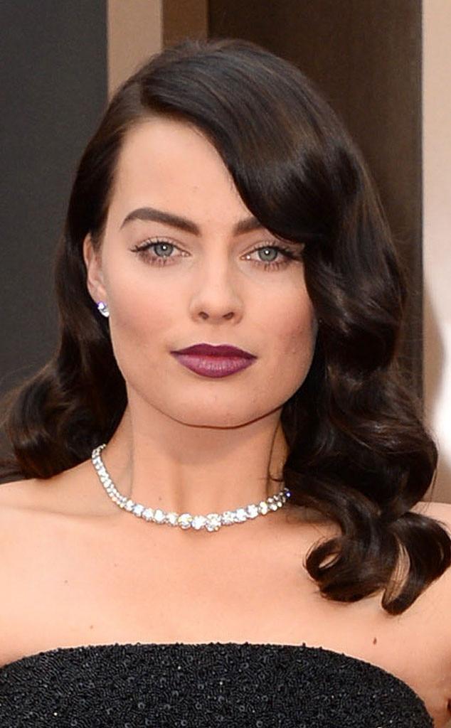 Margot Robbie, Oscars, Hair