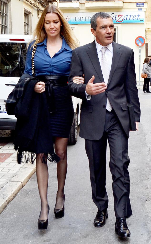 Antonio Banderas, Nicole Kimpel