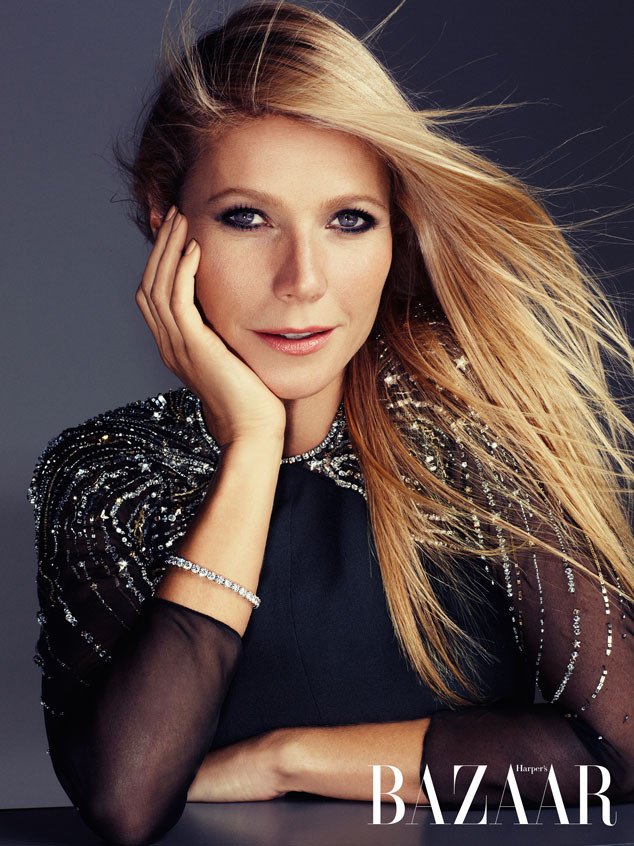 Gwyneth Paltrow, Harper's Bazaar UK