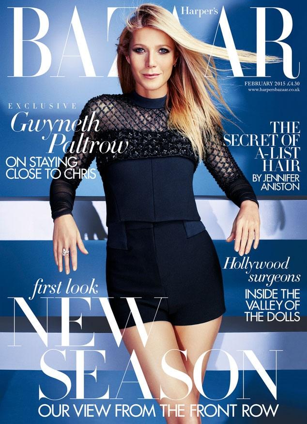 Gwyneth Paltrow, Harper's Bazaar UK