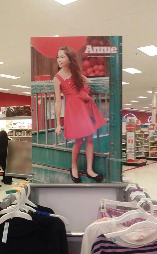 Target Ad, Annie