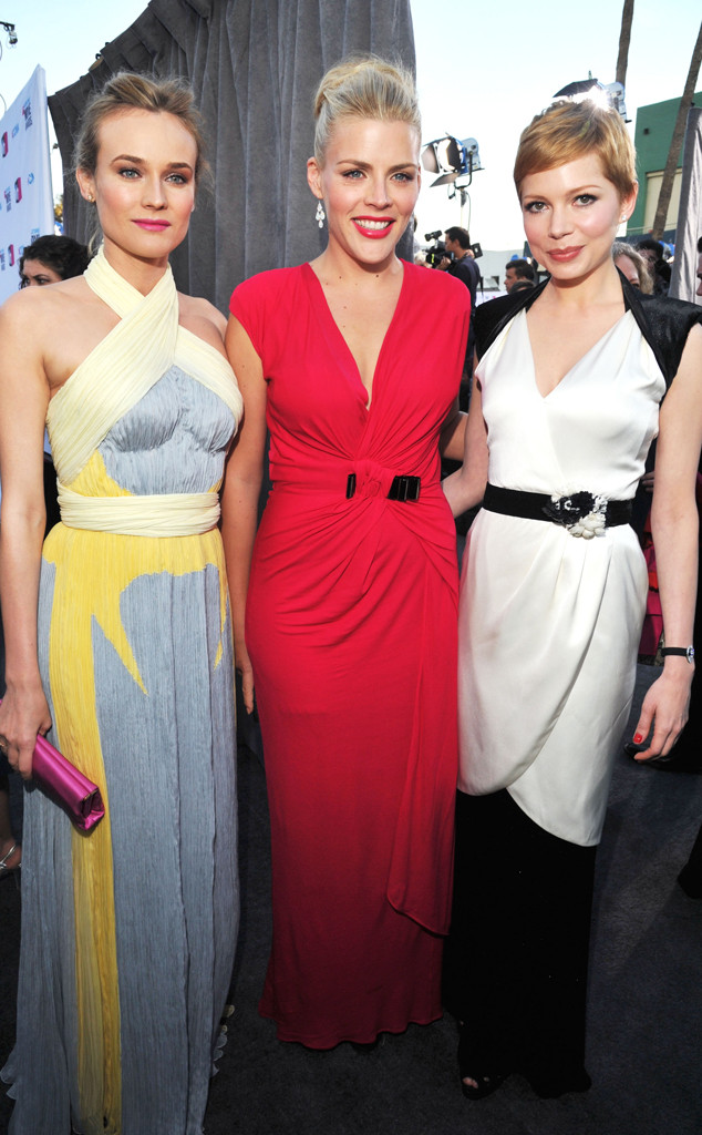 Diane Kruger, Busy Philipps, Michelle Williams