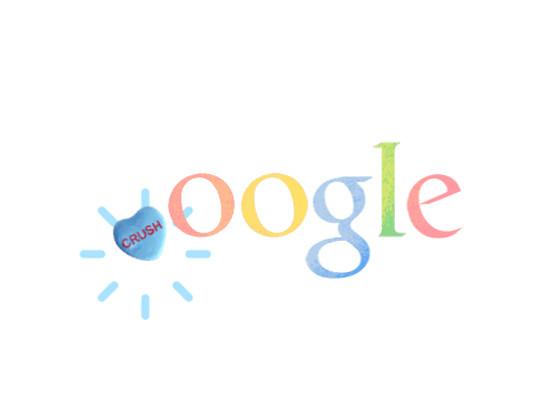 Google, Valentines Day