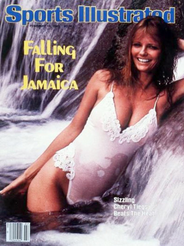Sports Illustrated, Cheryl Tiegs