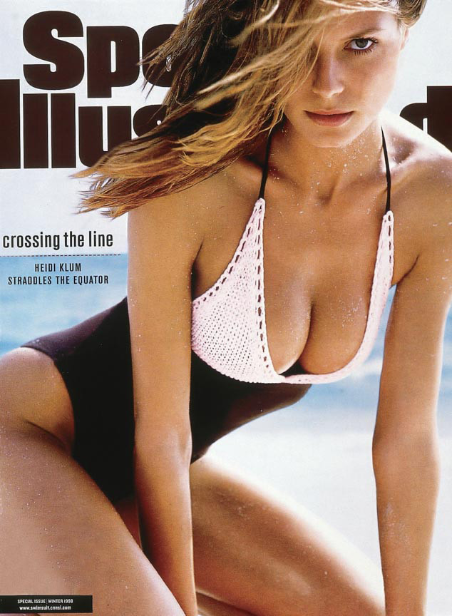 Sports Illustrated, Heidi Klum
