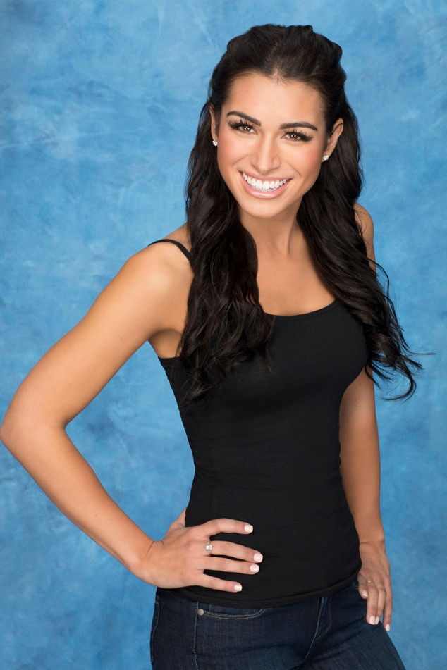 Ashley I., The Bachelor, Season 19