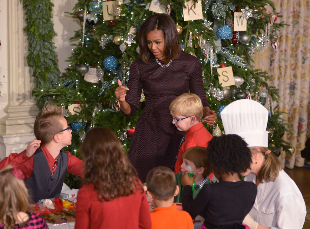michelle obama christmas - Obama Christmas Decorations