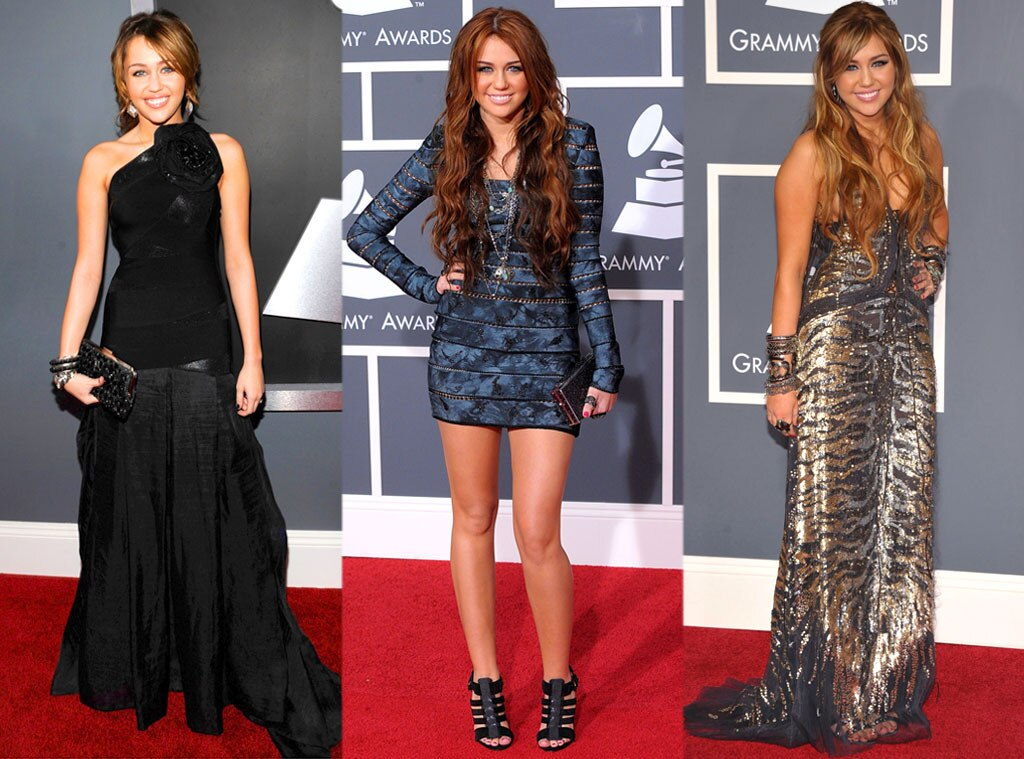 Miley Cyrus, 2009, 2010, 2011