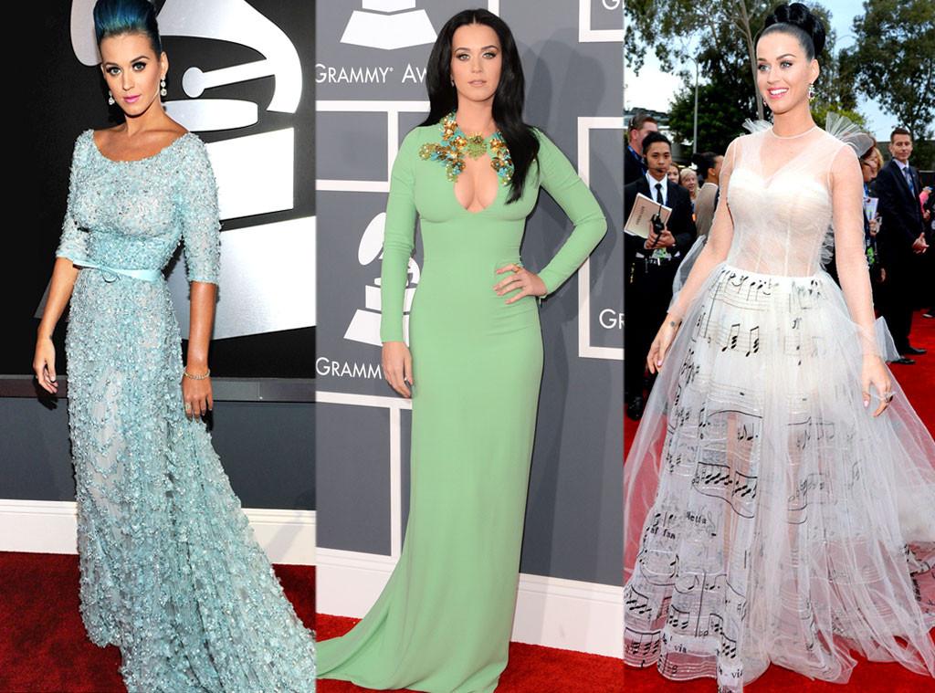 Os looks no red carpet das indicadas ao Grammy
