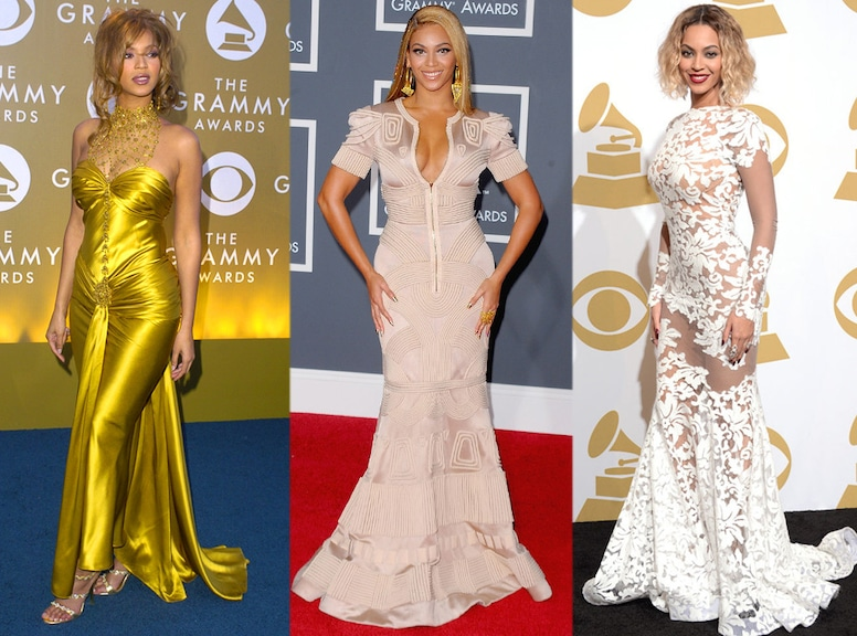 Beyonce, 2004, 2010, 2014