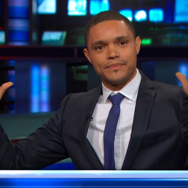 Trevor Noah From Late-Night Talk Show Hosts