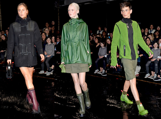 Hunter Original, LFW