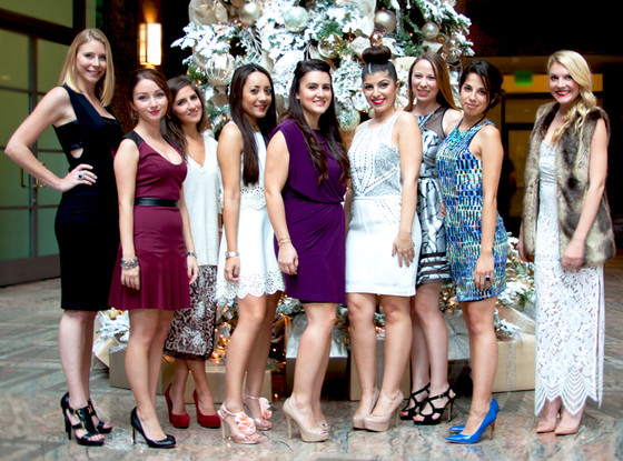 What We Re Wearing 2014 Holiday Party Dresses E News