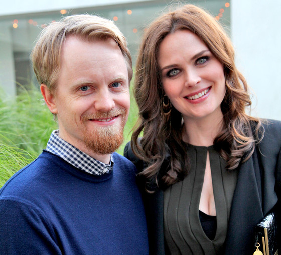 Emily Deschanel, David Hornsby