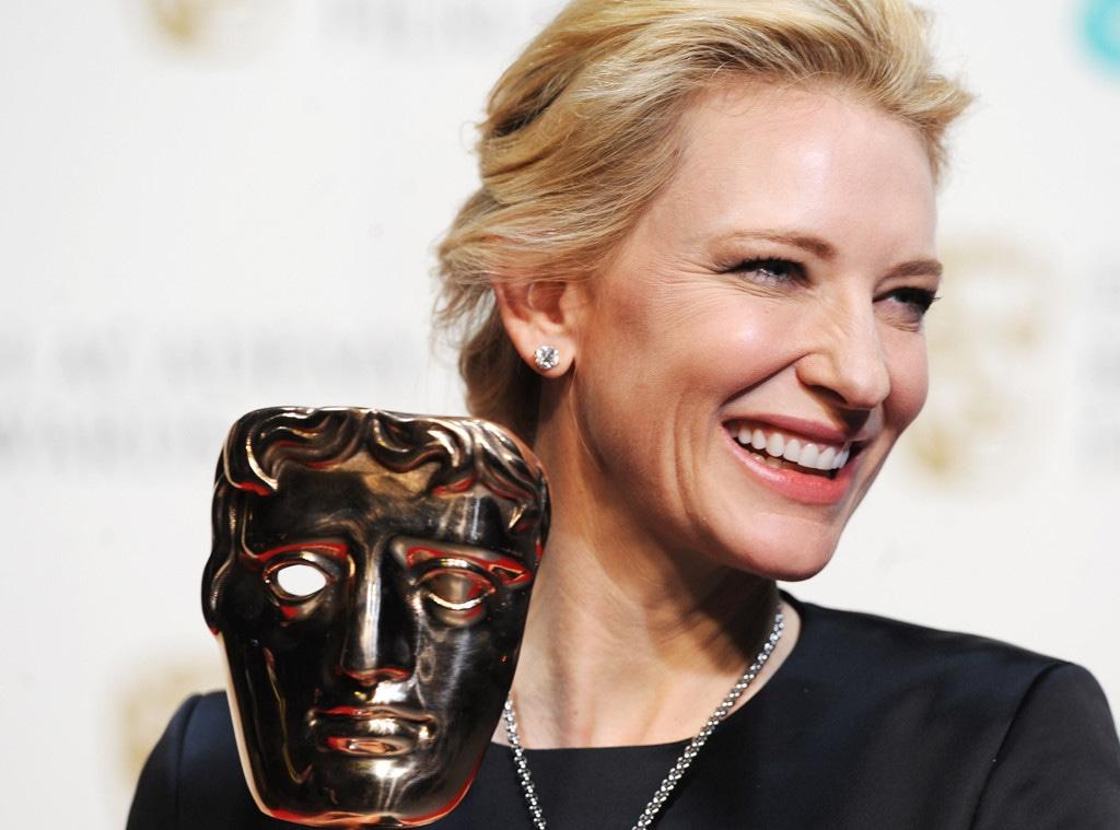 Cate Blanchett, BAFTA British Academy Film Awards 2014