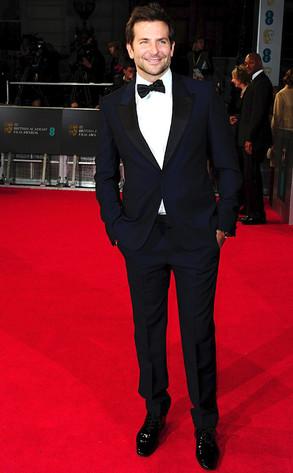 Bradley Cooper, BAFTA Film Awards 2014