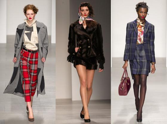 Vivienne Westwood, New York Fashion Week, 2014