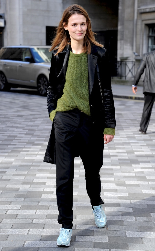 London From Street Style Winter Coats E News