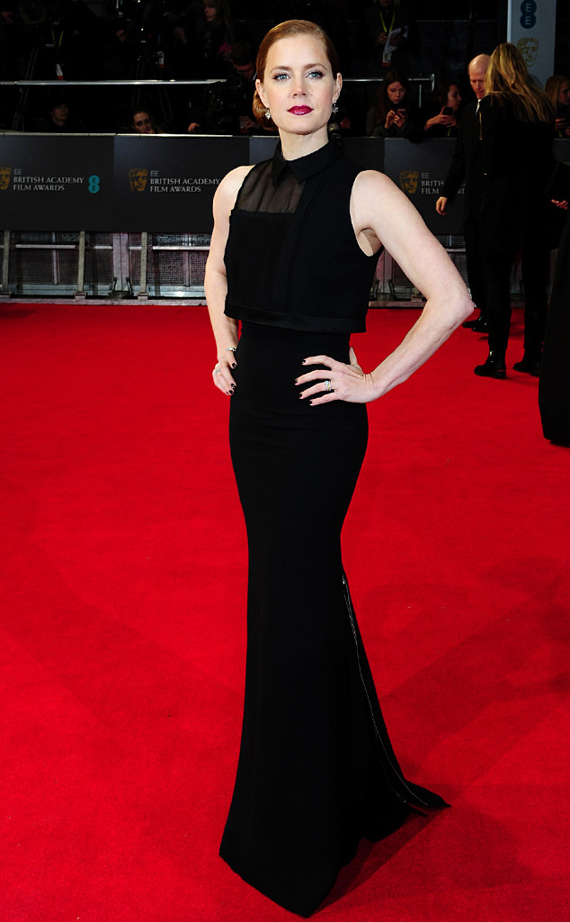 Amy Adams, BAFTA Film Awards 2014