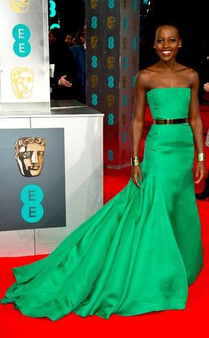 Lupita Nyongo, BAFTA Film Awards 2014