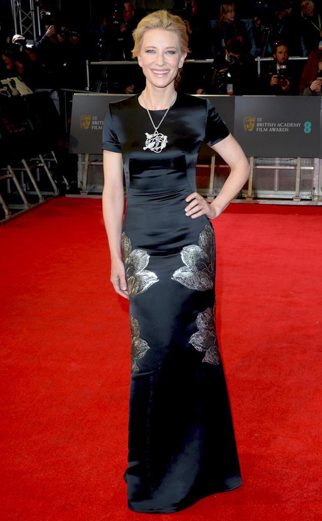 Cate Blanchett, BAFTA Film Awards 2014