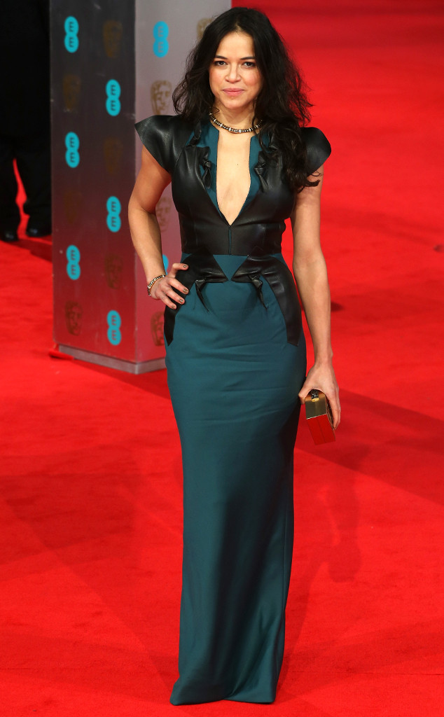 Michelle Rodriguez, BAFTA Film Awards 2014