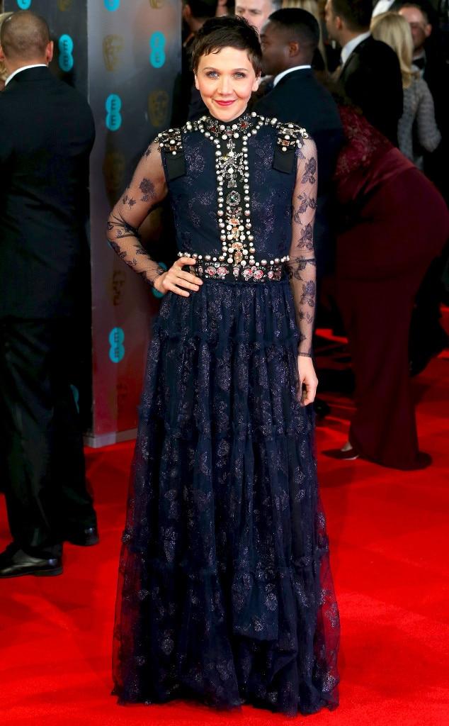 Maggie Gyllenhaal, BAFTA Film Awards 2014