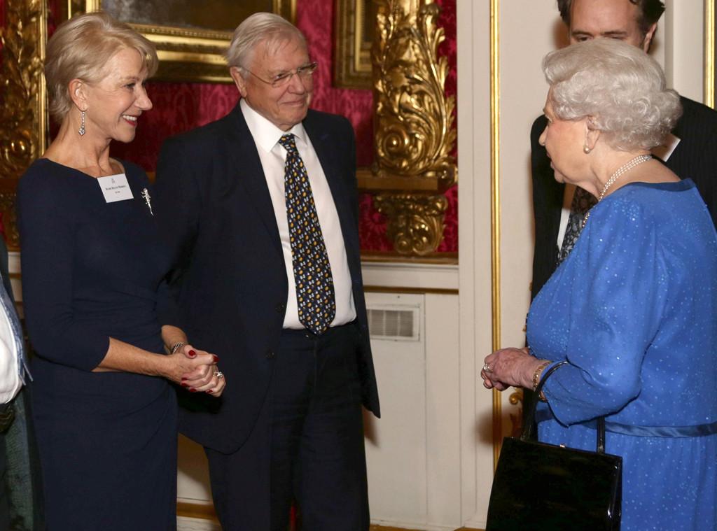 Helen Mirren, Queen Elizabeth