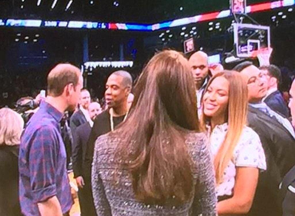 Prince William, Kate Middleton, Beyonce, Jay Z, Twitter