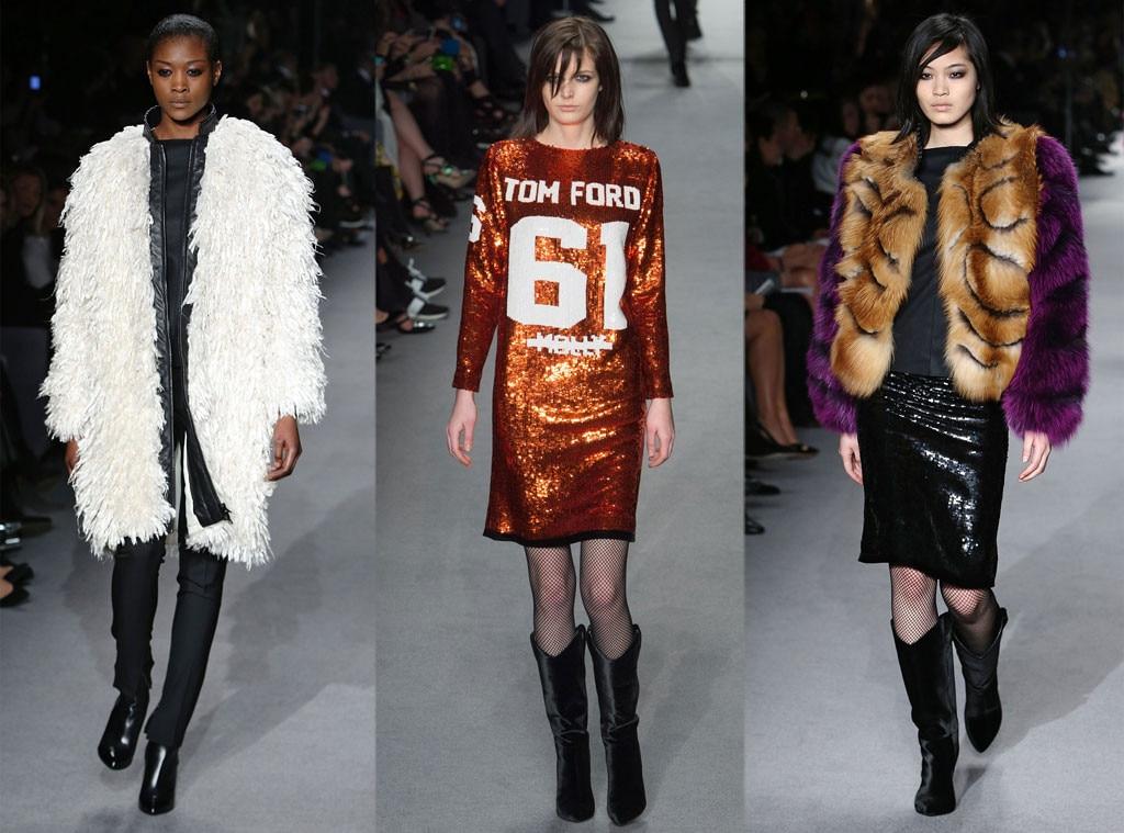 London Fashion Week, Tom Ford