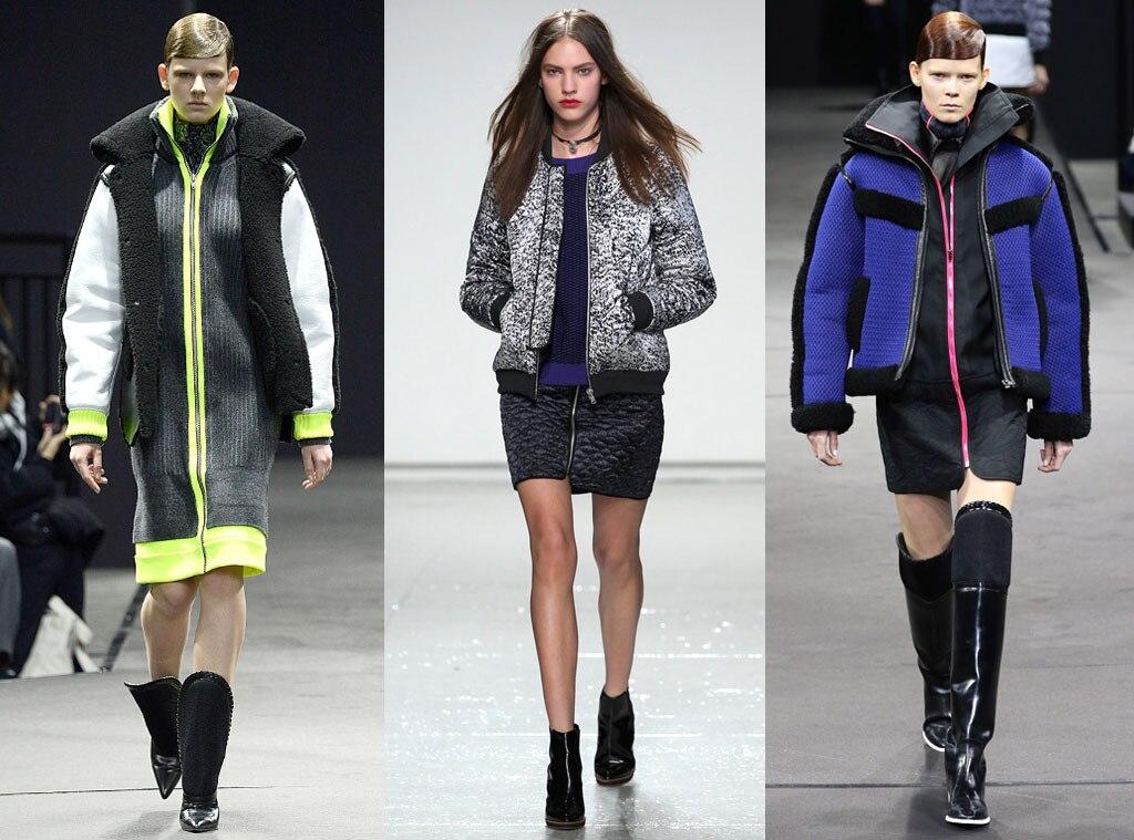Sportswear, Alexander Wang, Rebecca Taylor