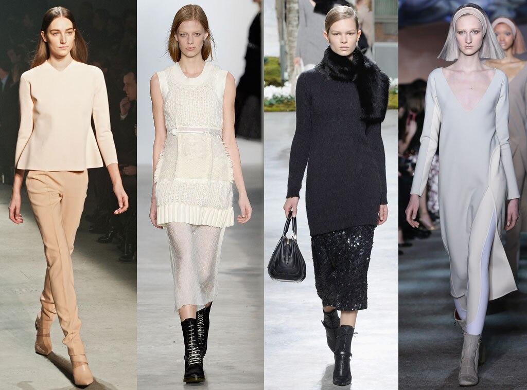 Tonal Dressing, Hugo Boss, Marc Jacobs, Calvin Klein, Narciso Rodriguez