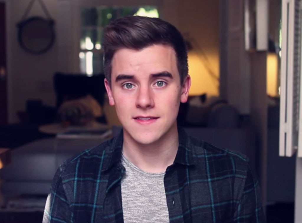 Connor Franta, Coming out