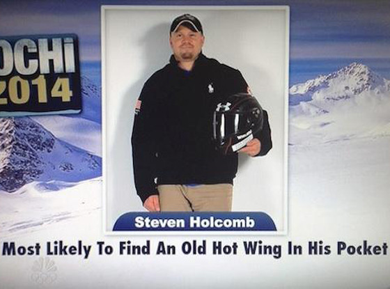 Steven Holcomb, Jimmy Fallon