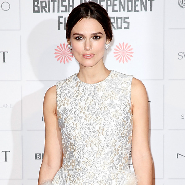 Keira Knightley Recalls Being Forced Off the Road By Paparazzi