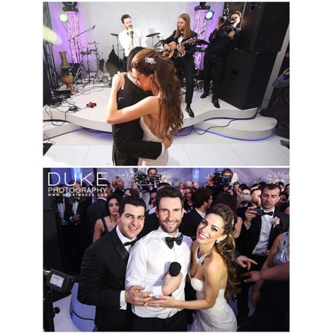 Maroon 5, Wedding Crashers