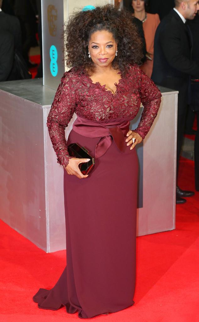 Oprah Winfrey, BAFTA
