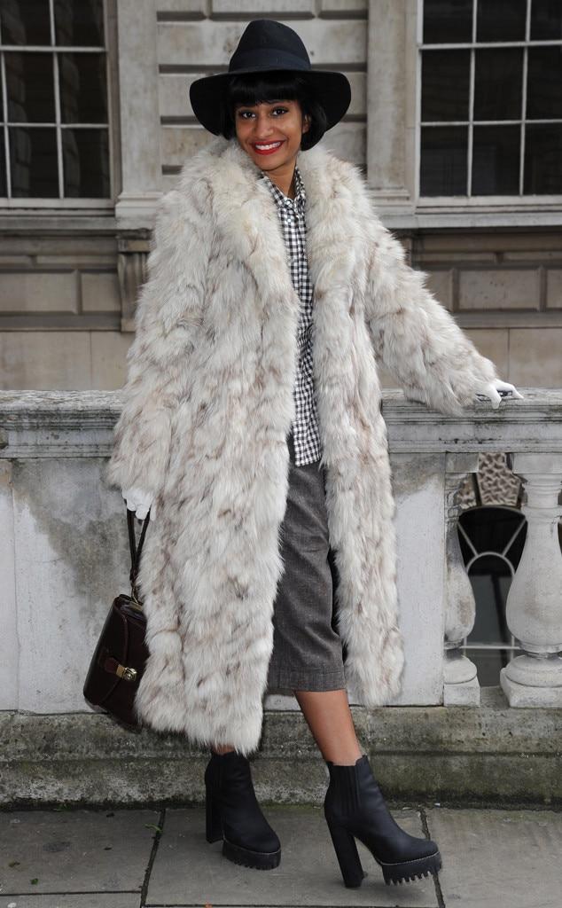 London Fashion Week Street Style, Coats