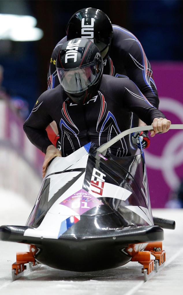 Steven Holcomb, Steven Langton, Olympics 2014