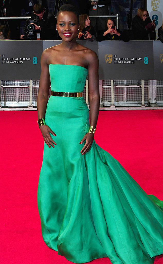 Lupita Nyong'o, BAFTA Film Awards 2014