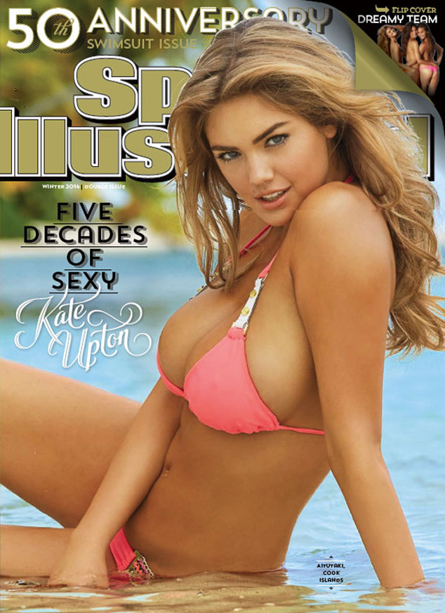 Kate Upton, Sports Illustrated 2014