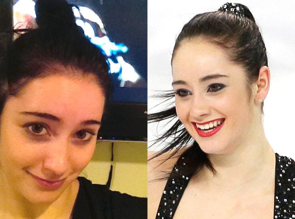 Kaetlyn Osmond, Sochi Olympics, No Make-Up