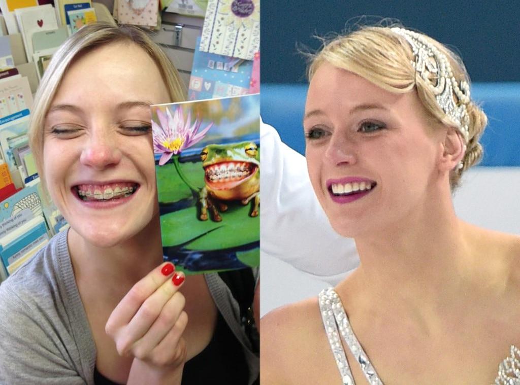 Penny Coomes, Sochi Olympics, No Make-Up