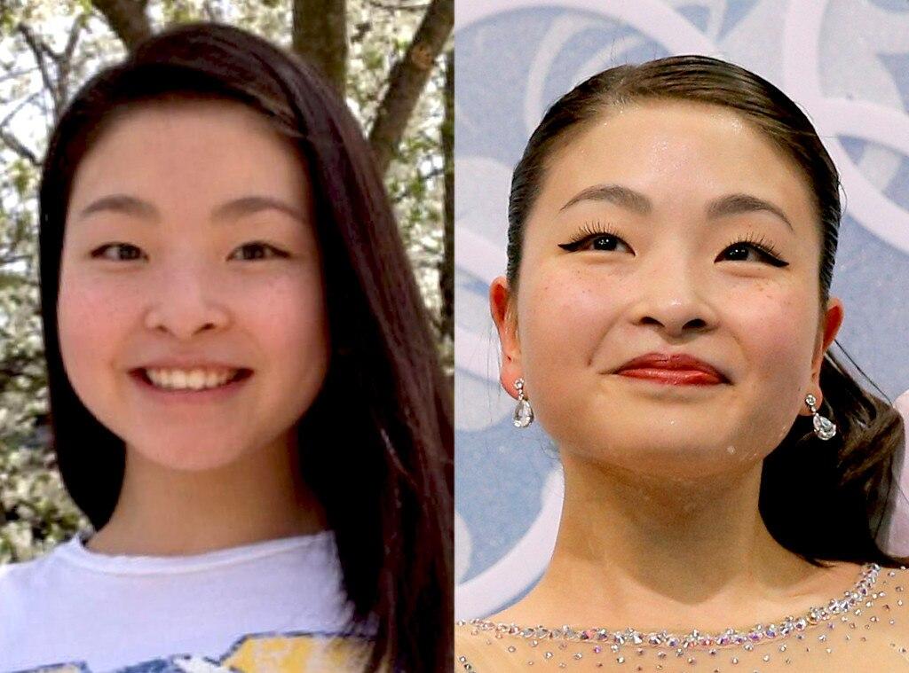 Maia Shibutani, Sochi Olympics, No Make-Up