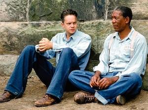 Shawshank Redemption, Tim Robbins, Morgan Freeman, Films That Didn't Win Oscars