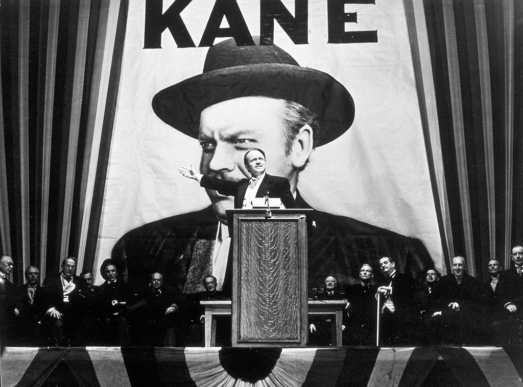 Citizen Kane, Orson Wells, Films That Didn't Win Oscars