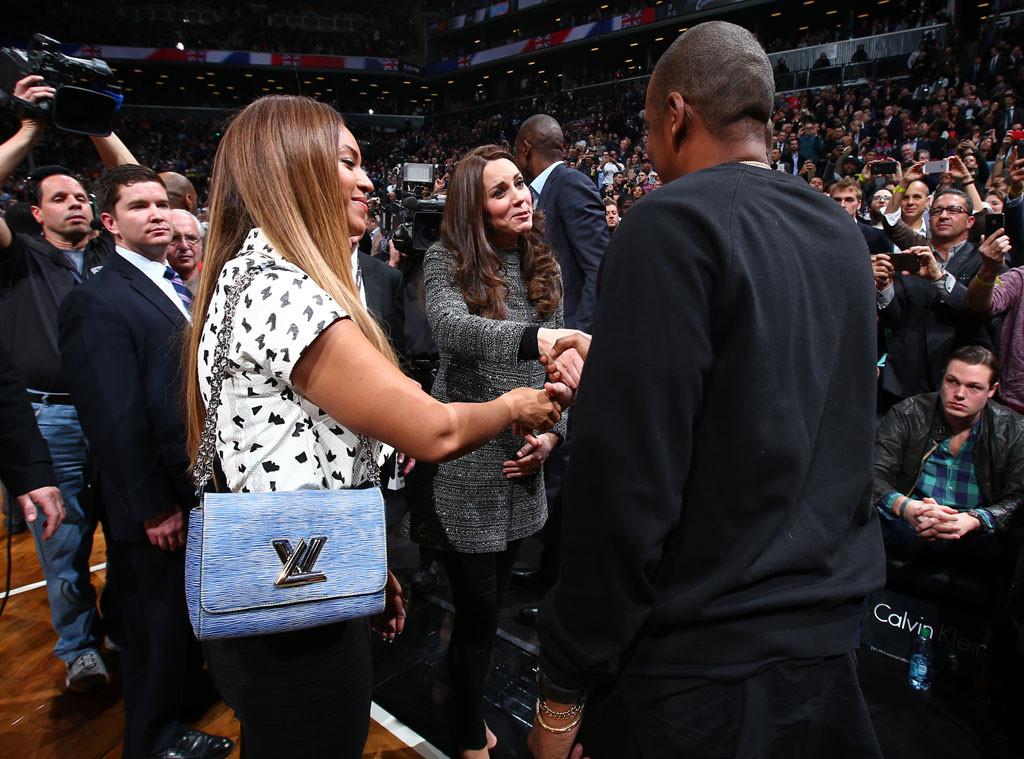 Kate Middleton, Duchess of Cambridge, Prince William, Duke of Cambridge, Beyonce, Jay Z