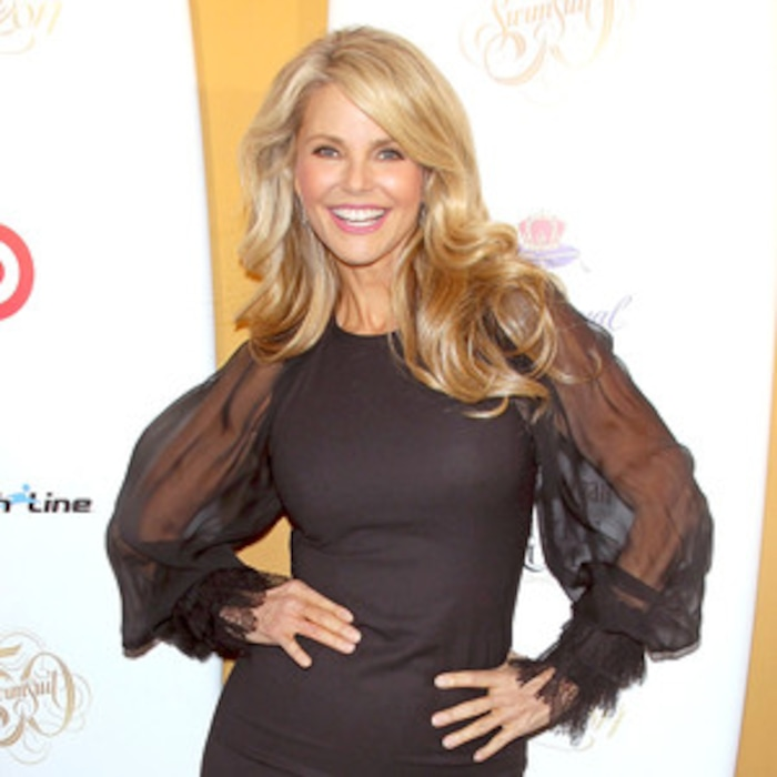 Christie Brinkley Talks Staying Fit Swearing By Hair Extensions