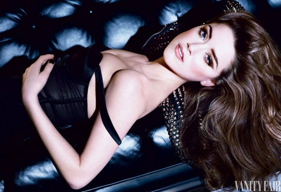 Amber Heard, Vanity Fair
